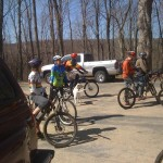 Gathering Riders
